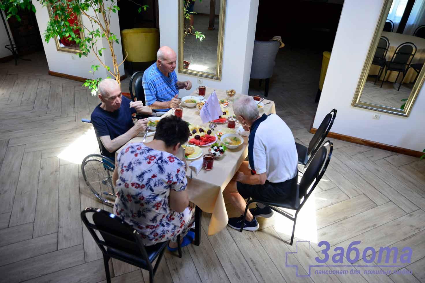 частный дом престарелых в молдове