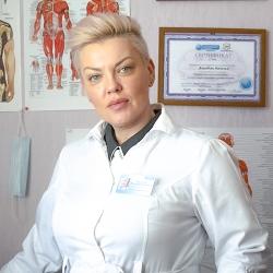 Наталья Дарабан